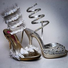 These shoes are for sale
