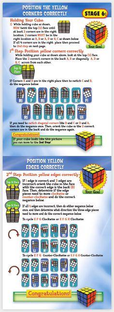 6 Rubik's cube                                                                                                                                                                                 More