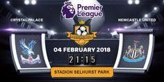 Prediksi Bola Jitu Crystal Palace vs Newcastle 04 Februari 2018 malam ini yang akan berlangsung pada laga pertandingan Kompetisi Liga Inggris Premier League ditayangkan pada hari Minggu, 04 Februari 2018. Pada Pukul 22:00 WIB di Stadion Selhurst Park.