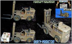Shorty-Production: Forklift Verlinden!