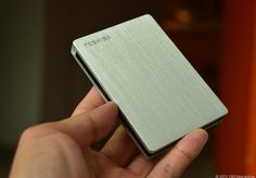 Toshiba Canvio Slim II review: Not so slim, but excellent nonetheless http://cnet.co/1bG06CI