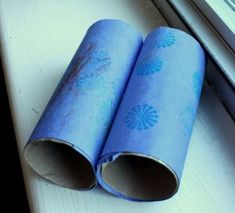 Easy Quick Craft for Toddlers: Toilet-Paper-Tube Binoculars Toddler Crafts, Crafts For Kids, Letter B Activities, Toddler Toilet, Sunday School Activities, Quick Crafts, Toilet Paper Roll, Fun Projects, Binoculars