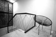 Casa Gavión, San Jose del Cabo, Mexico #architecture #interior #design #condesa #acapulco #chair #wired