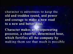 Master Teacher reads Emerson - YouTube