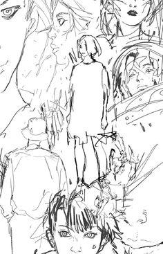 らくがき/sketches - BahiJD