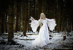 Snow Maiden by Annie-Bertram on deviantART