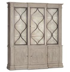 Are you looking for the perfect dining room hutch? I've rounded up a gorgeous collection of wood and reclaimed wood dining room hutch and buffets. Glass Wall Shelves, Floating Glass Shelves, Glass Shelves Kitchen, Dining Room Hutch, Farmhouse Living Room Furniture, French Country Furniture, Farmhouse Pantry Cabinets, Gabby Furniture, Virginia