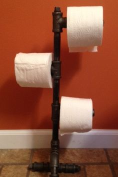 Seems to me, this would be good for men that have trouble changing the rolls.  :0