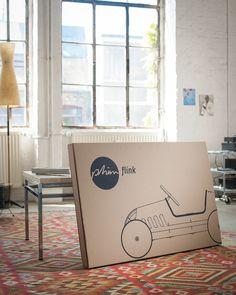 flink - wird flach gepackt zu dir nach Hause geliefert - viel Spaß beim Aufbauen!