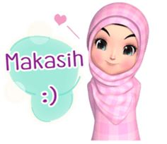 Meet sweet girl Amarena Muslim hijab cute and lovely girl, to cheer up your daily conversation. Emoji People, Moslem, Hijab Drawing, Girl Emoji, Hijab Cartoon, Cute Cartoon Pictures, Muslim Hijab, Line Store, Line Sticker