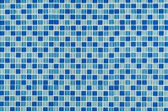 BuildDirect – Glass Mosaic - Crystalized Glass Blend Series – Blue Blend - Multi View