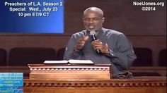 Teens Youth Ministry: Bishop Noel Jones We Are Comforted By Our Anointin...