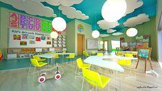 Playful Kindergarten on Behance