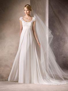 10289 mejores imágenes de Vestidos novias y fiesta!! en 2019  1860a2022153