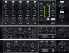 UAD Downloads | Neve 88RS Collection, Marshall Plexi
