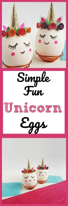 Unicorn Eggs, Perfect for Unicorn Parties, Unicorn Craft for Kids This beautiful Easter Eggs craft is an adorable Unicorn Egg that is an easy Unicorn craft for kids. Make a DIY Unicorn egg for unicorn parties too. Unicorn Egg, Unicorn Foods, Unicorn Birthday, Unicorn Party, Easter Egg Crafts, Easter Treats, Easter Eggs, Easter Table, Easter Decor