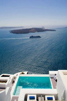 Santorini Isl, Greece