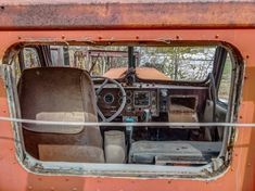 1950s-1960s Peterbilt cab