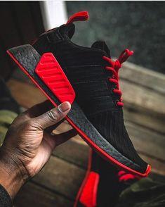 adidas Sneakers Adidas NMD What To Expect When You Buy Landau Ladies Collegiat Red Sneakers, Sneakers Adidas, Sneakers Fashion, Fashion Shoes, Mens Fashion, Sneakers Workout, Chunky Sneakers, Women's Sneakers, Platform Sneakers