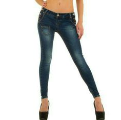 Perfect low waist slim fit jeans
