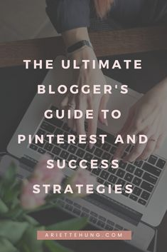Pinterest is a visual search engine, with over 200 billion posts. Read this blog post to learn how to use Pinterest effectively for your blog and business and bring in more views. Copy Editing, Twitter Tips, Photographer Branding, Instagram Tips, Teaching English, Pinterest Marketing, Social Media Tips, Getting Things Done, Online Courses