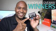 2 Soundpeats Q29 Givaway Winners