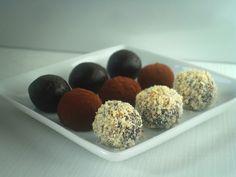 Healthy Chocolate Truffle Recipe