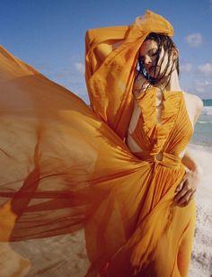 Victoire Mac Dauxerre by Benny Horne for <em>Wonderland</em>