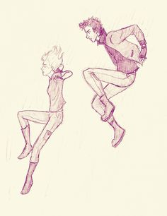 Tris and Four, I assume in his fear landscape Divergent Drawings, Divergent Fan Art, Divergent Fandom, Divergent Trilogy, Divergent Insurgent Allegiant, Divergent Characters, Book Characters, Tris And Tobias, Tris And Four