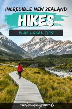 Incredible New Zealand Hikes | Two Wandering Soles