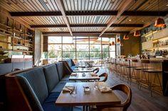 restaurant design awards AIA Los Angeles Hinoki and the Bird