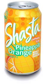 Pineapple Orange Shasta