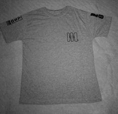 T-Shirt MALRYSSYO86! Frente - Cor:Cinza. #estilo #moda #modamasculina  #diferente #atitude #rua #sampa #arte #malryssyo86 #repost #like4like #streetwear #swag #tshirt