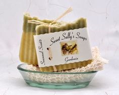 Gardenia Organic Soap Vegan