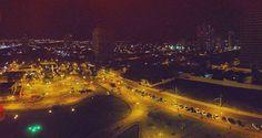 Panorama da noite no Parque Ipiranga  #quadxmídia #quadx #air #phantom #dji #gyn #brasil #anapolis #night #Flight #fly #flying #hero4 #thefutureispossible by quadxmidia http://ift.tt/1TvZqDm
