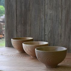 Woodturnings