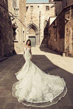 Julia Kontogruni Barcelona wedding dress collection
