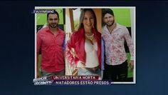 Galdino Saquarema Noticia: Casal é preso por envolvimento na morte de Larissa...