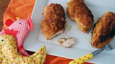 Oven Fried Chicken Breasts Recipe on Yummly. @yummly #recipe