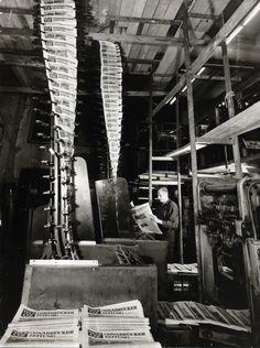 Die alte #Rotation im #Druckzentrum der #Neuen #Osnabruecker #Zeitung www.noz.de