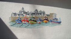 Magnuna's cross stitch: Veronique Enginger