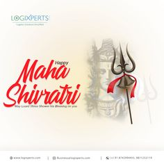 May bless us all with good health n all that we aspire in life. Wish you a Happy by Logixperts Team. Shiv Ratri, Analytics Dashboard, Cloud Based, Software, Blessed, Management, Clouds, God, Health