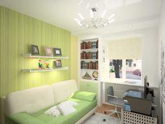 Дизайн комнаты 11 кв м, а так же 10 метров и 16, 19-метрового помещения