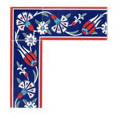 Turkish Tiles, Turkish Art, Tie Dye Crafts, Art Nouveau Tiles, Islamic Art Calligraphy, Pottery Making, Pattern Drawing, Traditional Art, Ceramic Art
