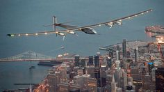 'A Miracle of Technology': Solar-Powered Plane Makes Historic Trip Across Pacific Ocean | NBC Southern California