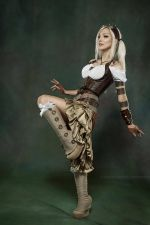 Steamgirl.com | Steampunk and Neo Victorian erotic photography by Kato - Mid-week Bonus - SLC - SLC