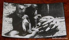 protectorado/foto-postal-guinea-espanola-n-22-pequenos-pamues-platanos-foto-h-garcia-santa-isabel-no~x104265219