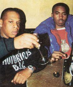 Jay-Z & Nas