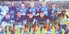 Copa Ouro 1995.