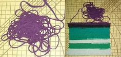 How to spiral cut a t-shirt to make yarn